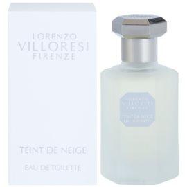 Lorenzo Villoresi Teint de Neige toaletní voda unisex 50 ml