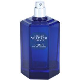Lorenzo Villoresi Uomo eau de toilette teszter unisex 100 ml