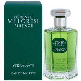 Lorenzo Villoresi Yerbamate тоалетна вода унисекс 100 мл.