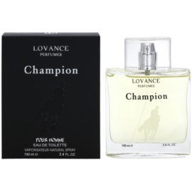 Lovance Champion Pour Homme woda toaletowa dla mężczyzn 100 ml