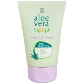 LR Aloe Vera Baby crema de día hidratante  para pieles secas  50 ml