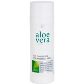 LR Aloe Vera Face Care jemné čisticí mléko pro suchou až citlivou pleť  200 ml