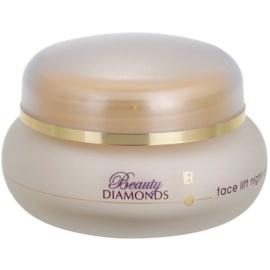 LR Beauty Diamonds creme de noite com efeito lifting   50 ml