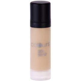 LR Colours hosszan tartó folyékony make-up árnyalat Medium Sand 30 ml