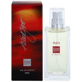 LR Karel Gott Man Eau de Parfum para homens 50 ml