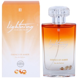 LR Lightning Collection-Essence of Amber By Emma Heming-Willis parfémovaná voda pro ženy 50 ml