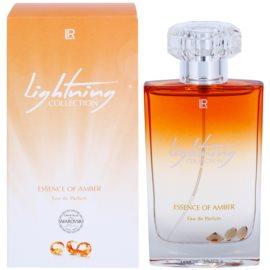LR Lightning Collection-Essence of Amber By Emma Heming-Willis parfémovaná voda pro ženy 50 ml