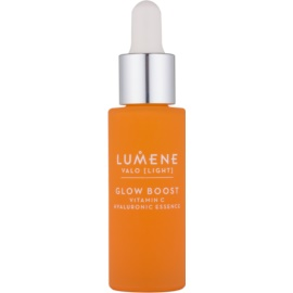 Lumene Valo [Light] mascarilla facial nutritiva e iluminadora con ácido hialurónico  30 ml