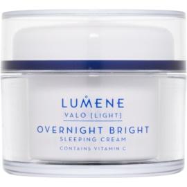 Lumene Valo [Light] rozjasňující noční krém s vitaminem C  50 ml