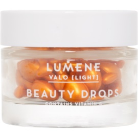 Lumene Valo [Light] Facial Serum In Capsules  28 pc