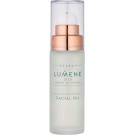 Lumene Sisu [Urban Antidotes] Erneuerndes und schützendes Serum für normale und trockene Haut  30 ml