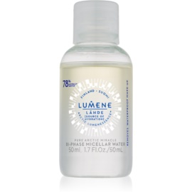 Lumene Lähde [Source of Hydratation] dvoufázová micelární voda  50 ml