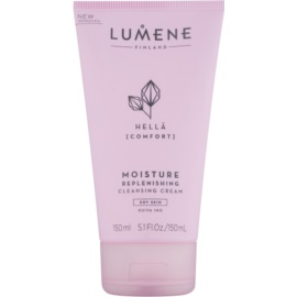 Lumene Cleansing Hellä [Comfort] Moisturising Cream Cleanser For Dry Skin  150 ml