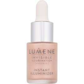 Lumene Invisible Illumination agent de strălucire pe zona feței și a ochilor Midnight Sun 15 ml