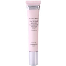 Lumene Beauty Base Make-up-Grundlage für das Verfeinern der Poren und ein mattes Aussehen der Haut (with Arctic Cloudberry) 20 ml