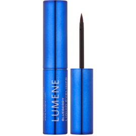 Lumene Blueberry eyeliner culoare 02 Black Brown - Ruskea  2,8 ml