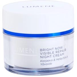 Lumene Bring Now Visible Repair Nachtcreme gegen Falten  50 ml