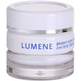Lumene Bring Now Visible Repair Augencreme und Korrektor  12+5 ml