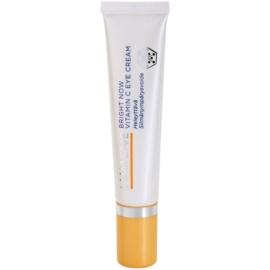 Lumene Bright Now Vitamin C нежен очен крем (Eye Cream Moistrurizing Wild Artic Cloudberry) 15 мл.