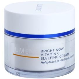 Lumene Bright Now Vitamin C noční pleťový krém  50 ml