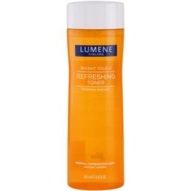 Lumene Bright Touch освежаващ лосион за нормална към смесена кожа  200 мл.