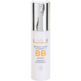 Lumene Bright Now Vitamin C+ rozjaśniające serum BB  30 ml