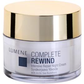 Lumene Complete Rewind intenzivna pomlajevalna nočna krema  50 ml