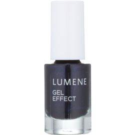 Lumene Gel Effect lac de unghii culoare 05 Lummenne Lake 5 ml