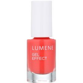 Lumene Gel Effect lac de unghii culoare 11 Sunny Fields 5 ml