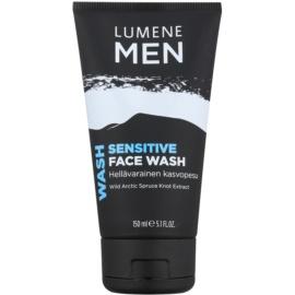 Lumene Men Reinigungsgel  für empfindliche Haut  150 ml