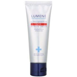 Lumene Ultra Sensitive SOS crema intensiva para calmar y fortalecer pieles sensibles  50 ml