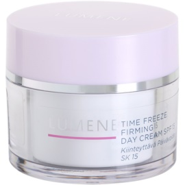 Lumene Time Freeze učvrstitvena dnevna krema SPF 15  50 ml