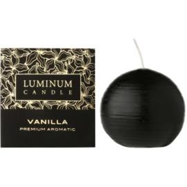Luminum Candle Premium Aromatic Vanilla vonná sviečka   malá (Ø 60 mm, 15 h)