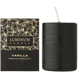 Luminum Candle Premium Aromatic Vanilla ароматна свещ    среден (Ø 60 - 80 mm, 32 h)