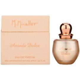 M. Micallef Ananda Dolce eau de parfum para mujer 30 ml