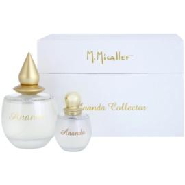 M. Micallef Ananda Gift Set  Eau De Parfum 100 ml + Eau De Parfum 30 ml
