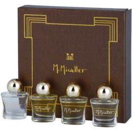 M. Micallef Mini Gift Set I. Akowa + Emir + Pure + Ananda Dolce Eau De Parfum 4 x 5 ml
