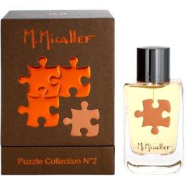 M. Micallef Puzzle Collection N°2 eau de parfum unisex 100 ml