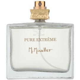 M. Micallef Pure Extreme Parfumovaná voda tester pre ženy 100 ml