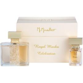 M. Micallef Royal Muska lote de regalo I. eau de parfum 100 ml + eau de parfum 30 ml