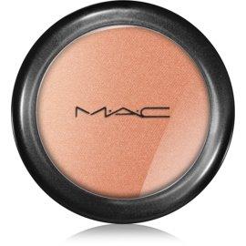 MAC Sheertone Shimmer Blush blush culoare Sunbasque  6 g
