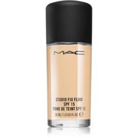 MAC Studio Fix Fluid fond de ten matifiant SPF15 culoare NC20 30 ml