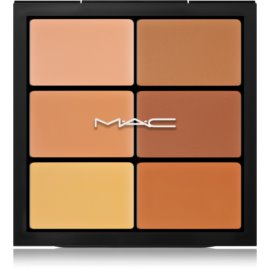 MAC Studio paleta korektorjev odtenek Medium Deep 6 g