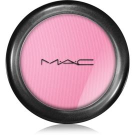 MAC Powder Blush rdečilo odtenek Pink Swoon (Satin) 6 g