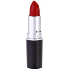 MAC Retro Matte rouge à lèvres effet mat teinte Ruby Woo 3 g