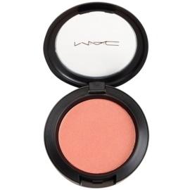 MAC Sheertone Shimmer Blush arcpirosító árnyalat Springsheen  6 g