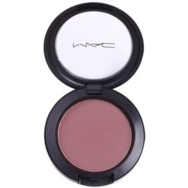 MAC Sheertone Shimmer Blush arcpirosító árnyalat Sweet as Cocoa  6 g