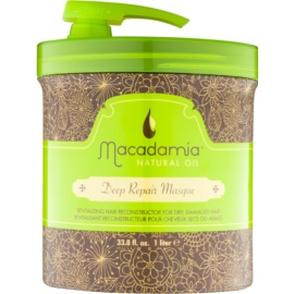 Macadamia Natural Oil Care maska za suhe in poškodovane lase  1000 ml