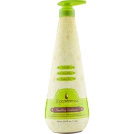Macadamia Natural Oil Care glättender Conditioner zur täglichen Anwendung parabenfrei  1000 ml