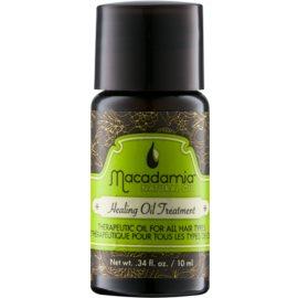 Macadamia Natural Oil Care kúra pro všechny typy vlasů  10 ml